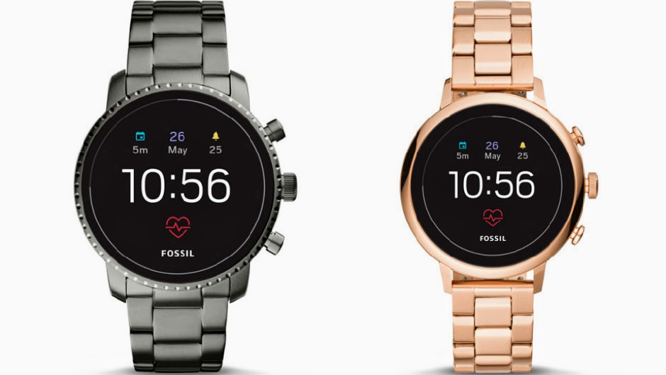 Google Spent $40 Million To Acquire Fossil Watch Tech