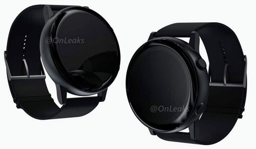 Upcoming Samsung Galaxy Sport Watch Cleared FCC