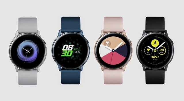 Galaxy Watch Active Features
