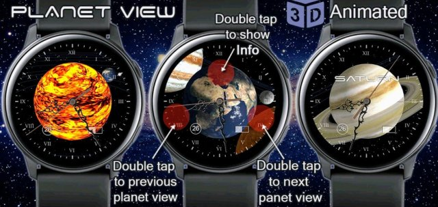 Galaxy Watch Faces