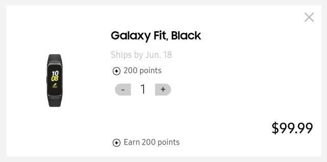 Galaxy Fit US