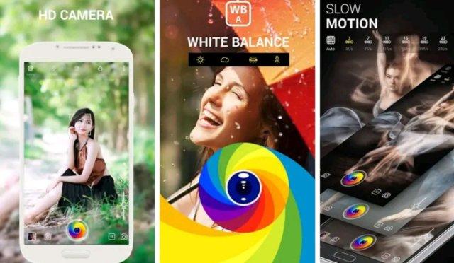 Galaxy M30 Camera Apps