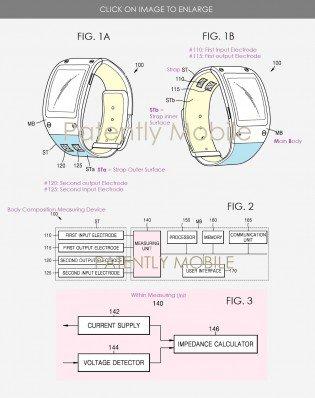 Galaxy Watch Patent