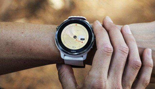 Suunto smartwatch