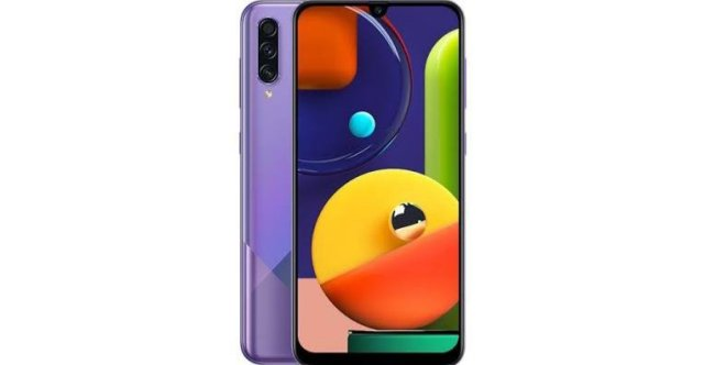 Galaxy A50s Android 10