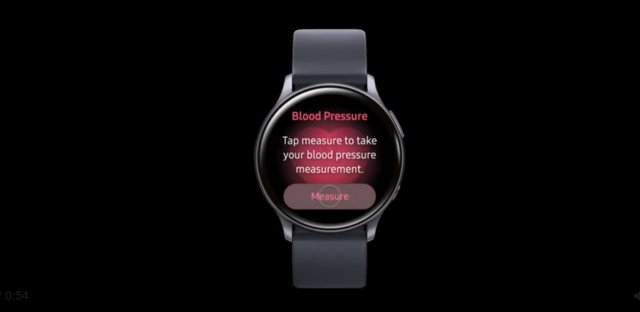 Blood Pressure Monitoring App