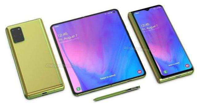 Galaxy Note 20 & Fold 2