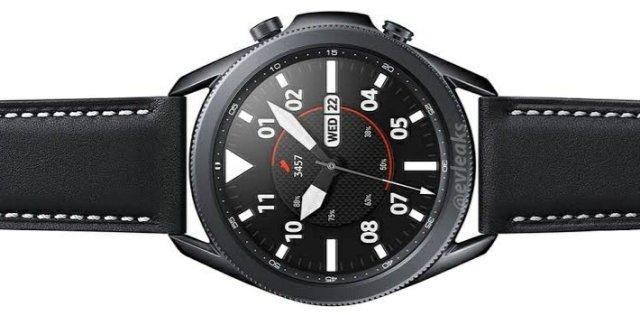 SpO2 on Galaxy Watch 3