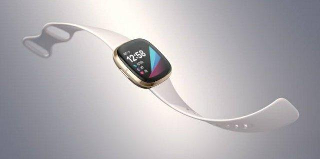 WhatsApp on Fitbit Sense