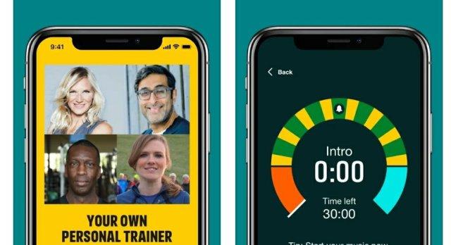 Apple Watch Fitness Apps