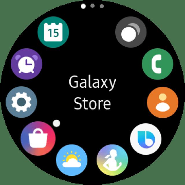 Flipboard on Galaxy Watch