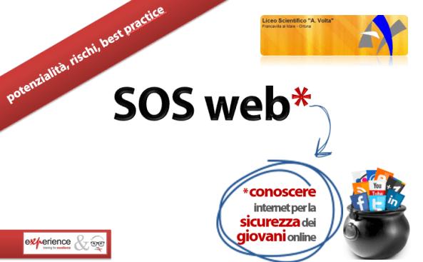 """""""SOS Web"""" al Liceo Scientifico di Francavilla"""