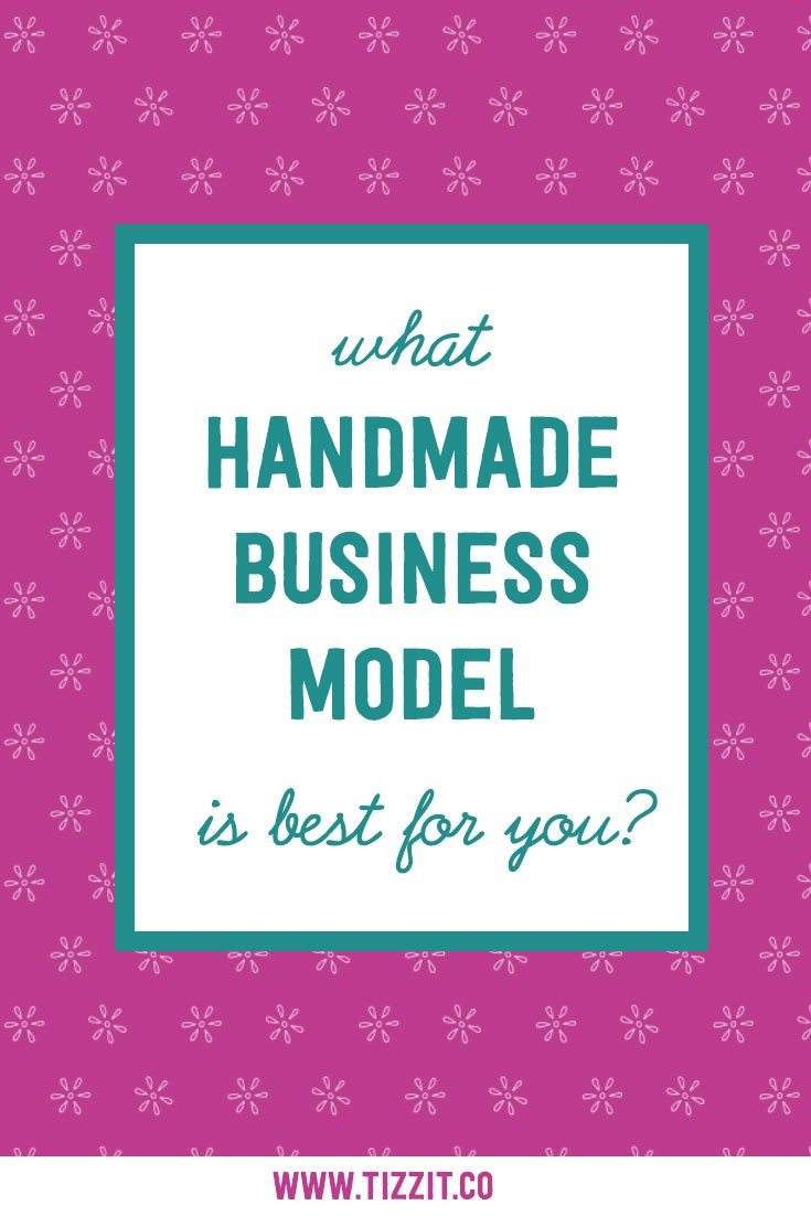 handmade business model