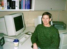 one of my accomplished Unix Administrators, Chuck Aude