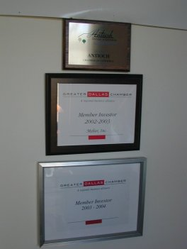 Office Plaques