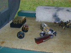 """Training at the Garland Range - with my own Smith & Wesson K-Frame .44 Magnum Revolver (the """"Dirty Harry Gun"""")"""