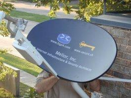 Data Satellite Connection