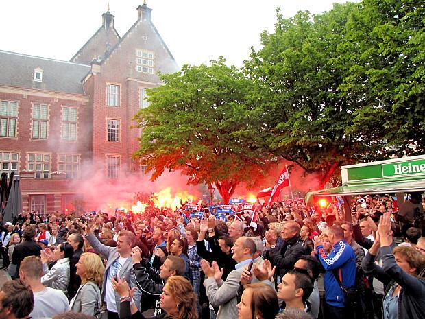 ZZ Leiden Kampioen!
