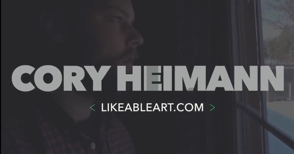 Interview with Cory Heimann of Likeable Art