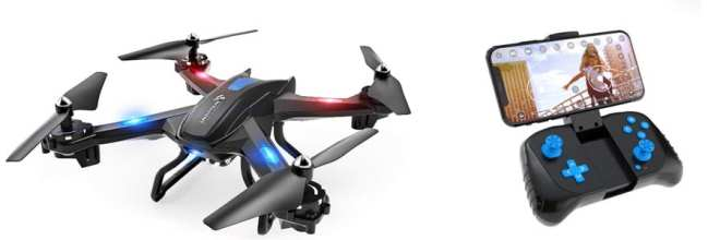 Snaptain S5C drone with Transmitter