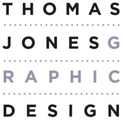 Thomas Jones Graphic Design logo