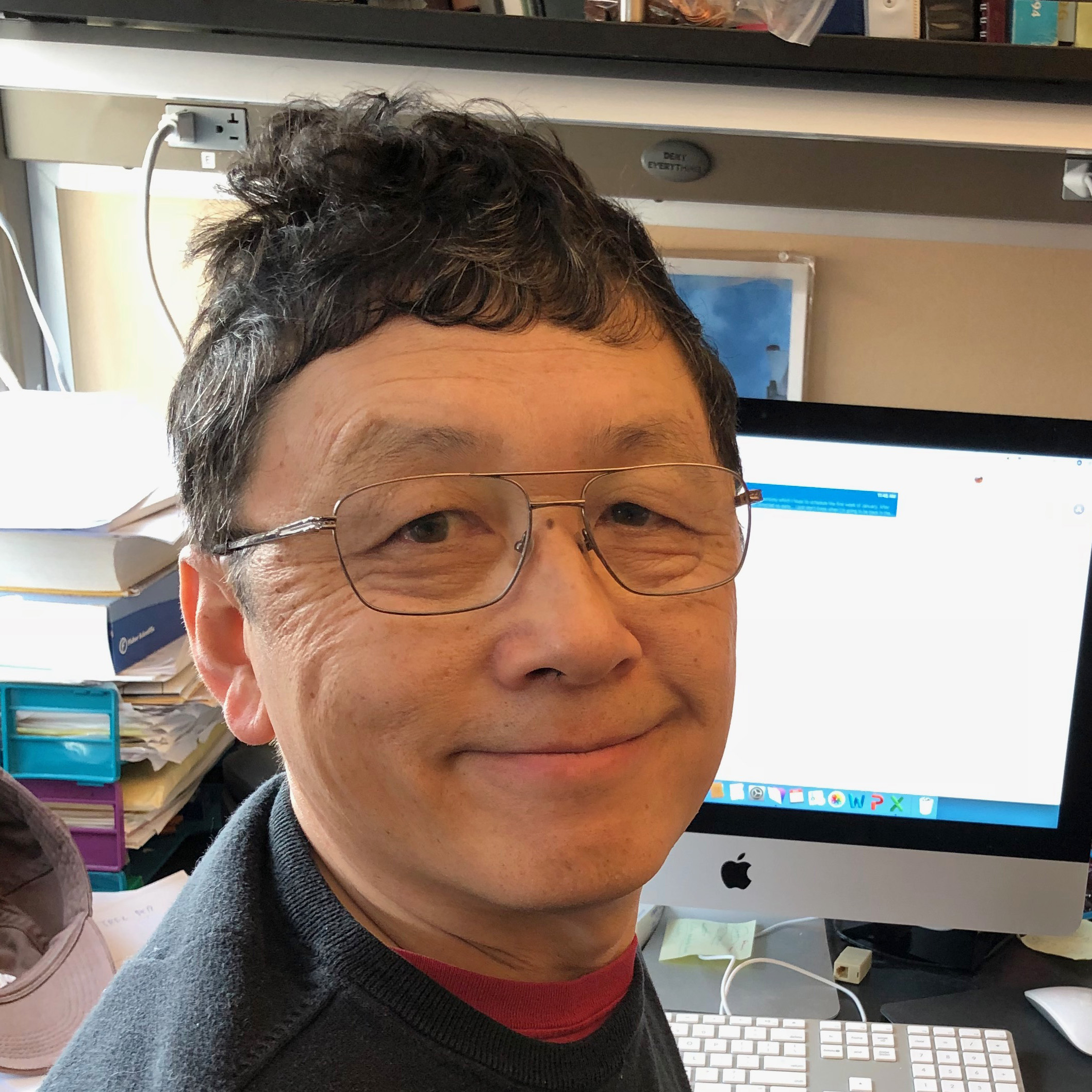 Shuang Zheng Research SpecialistTissue Culture and Animal Research Manager