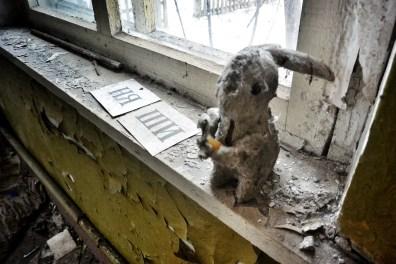 Tsjernobyl teddies