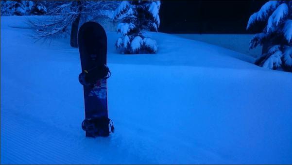 decathlon dream scape snowboard