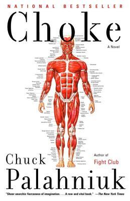 Book Cover muscle chart man Coke