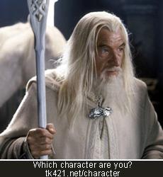¿Qué personaje de Fantas�a/Ciencia Ficción eres tú, ehé?