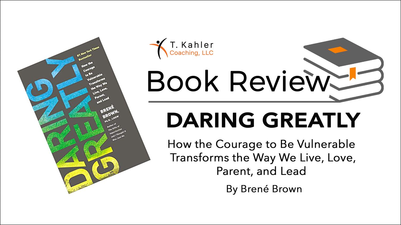 Book Review Daring Greatly
