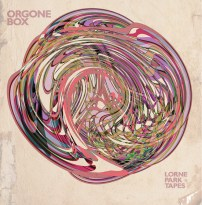 Orgone Box LP Sleeve