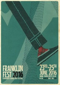 FranklinFest 2016 Poster for early promo