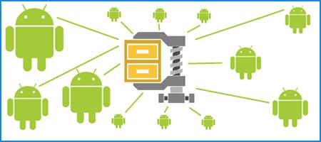 android winrar winzip - Android Cihazlarda Winzip / Winrar Kullanımı