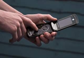 Efsane Telefon Moto Razr, Katlanabilir Ekranlı Modeliyle Geliyor
