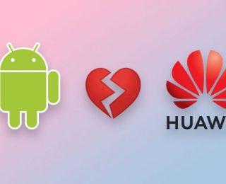 Yeni Huawei Telefonlar, Google Uygulama ve Servislerini Kullanamayacak