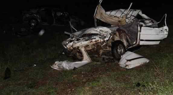 Konya Beyşehir'de zincirleme trafik kazası: 2 ölü, 2 yaralı 1