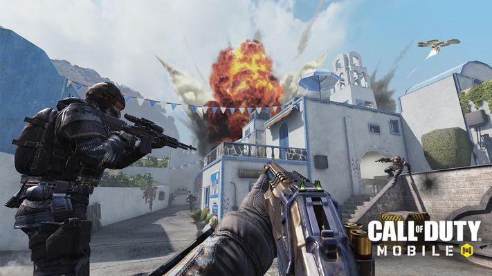 Call of Duty Mobile Artık Türkiye'de indiriliyor ! 24