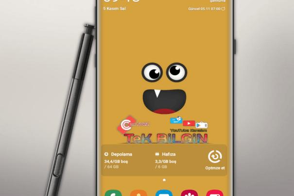 Android Cihazımda Kullandığım Uygulamalar | Cihaz Varsayılan Uygulamalar