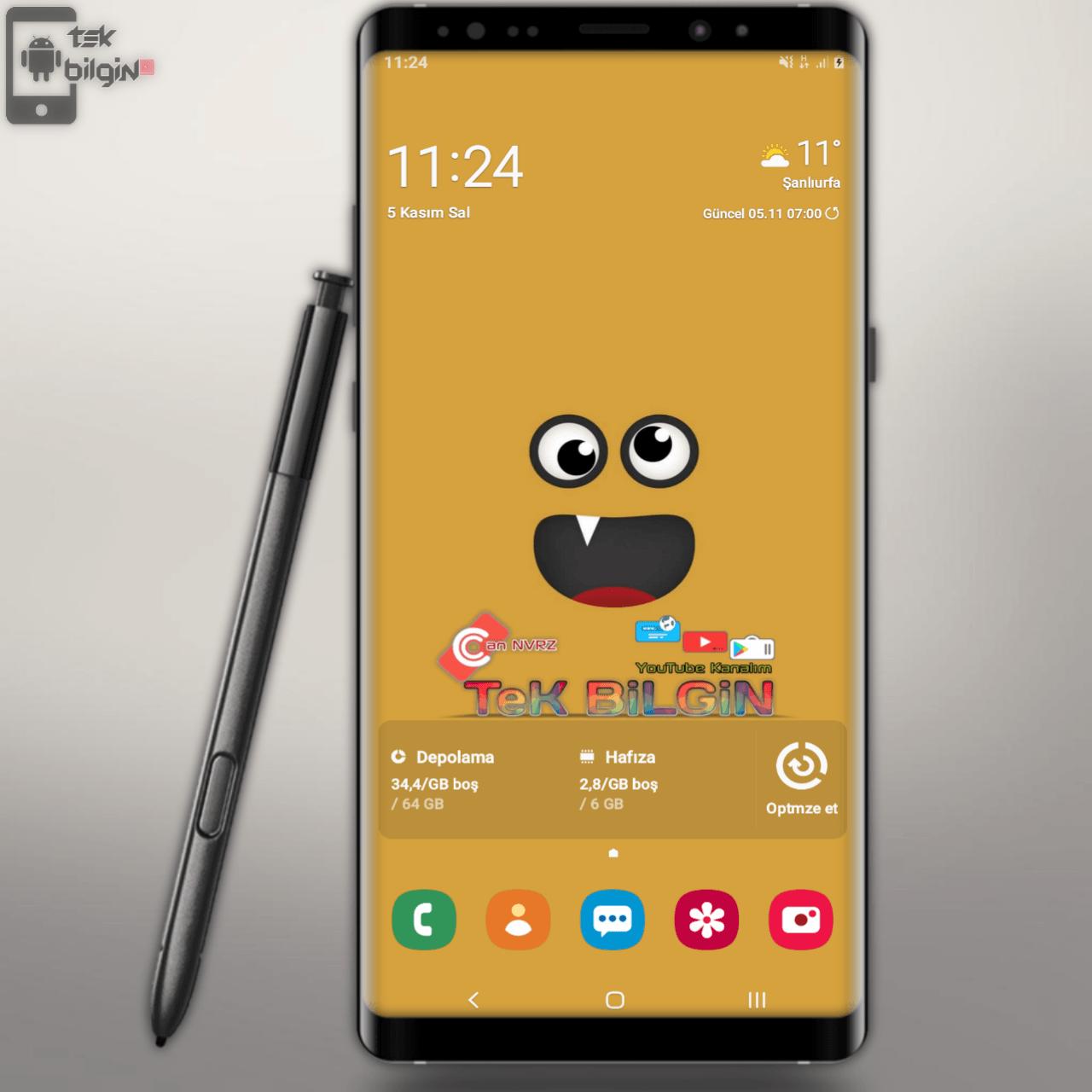 Android Cihazımda Kullandığım Uygulamalar | Dosya Yöneticisi Uygulaması - X Plore 16