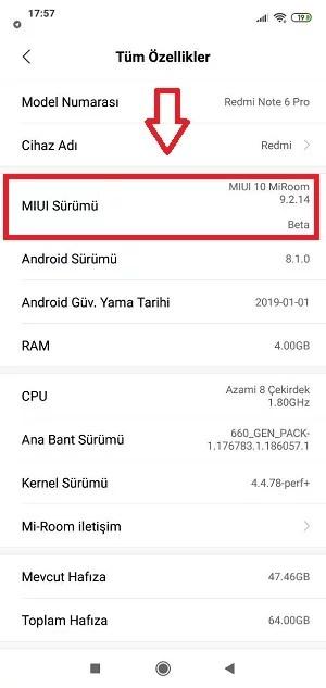 Xiaomi Rootsuz Uygulama Kaldırma 13