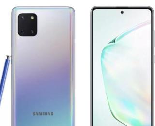 Samsung Galaxy Note 10 Lite Format Atma Sıfırlama Yöntemi