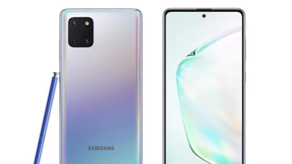 Samsung Galaxy Note 10 Lite Format Atma Sıfırlama Yöntemi 10