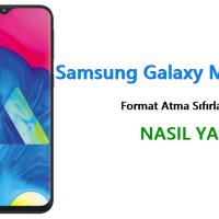 Samsung Galaxy M10 Format Atma Sıfırlama Yöntemi
