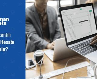 Şirket Uzantılı E-Posta Hesabı Nasıl Açılır?