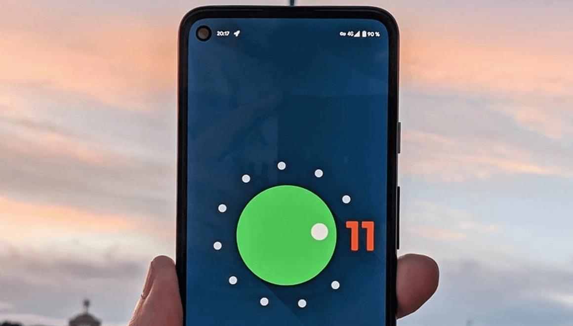 Nihayet Merakla Beklenen, Android 11 Yayınlandı 10