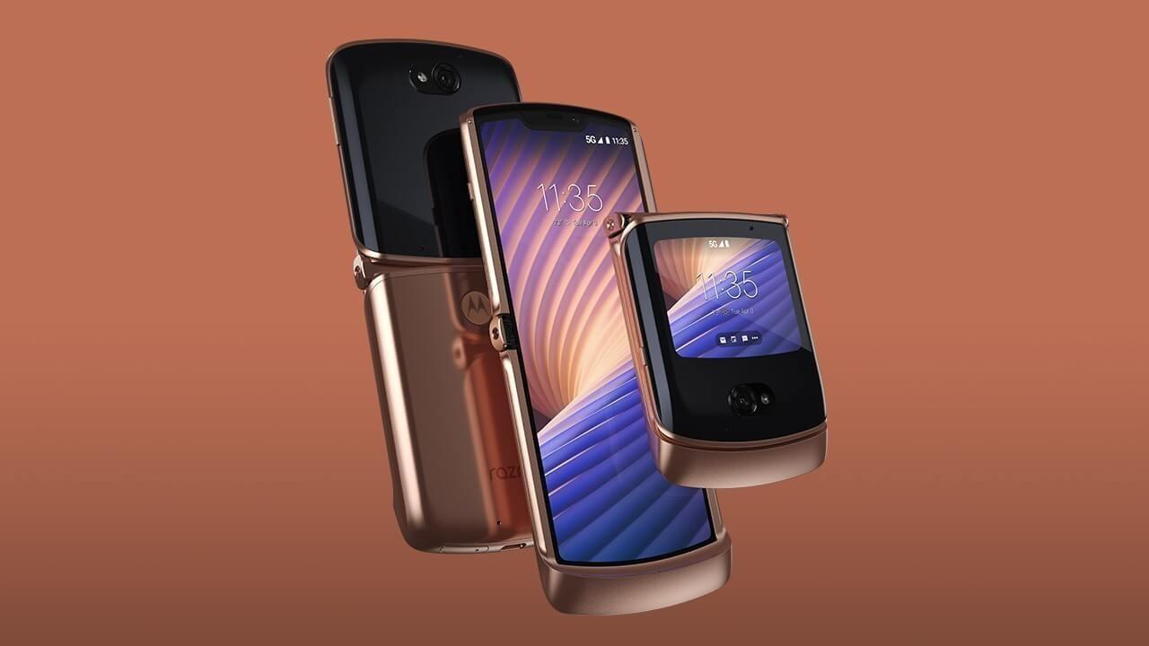 Motorola Razr 5G Resmi Olarak Duyuruldu 10