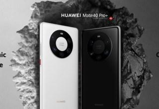 Huawei Mate 40 Pro ve Pro+ Resmi Olarak Duyuruldu