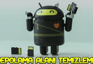 Android Telefonunuz mu Yavaşladı? ve Hafızası Yetersiz mi Geliyor? Çözüm Yolları