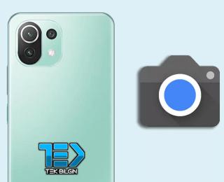 Xiaomi Mi 11i için Google Kamera indir (GCam 8.1.apk)